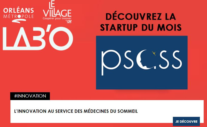 PSASS Start'Up du Mois